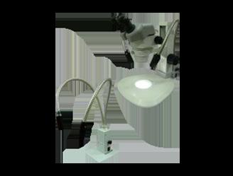 実体顕微鏡用LED照明