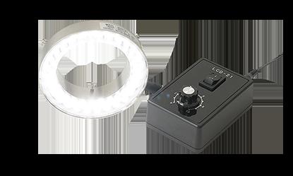 実体顕微鏡用リングLED照明 HDR61WJ