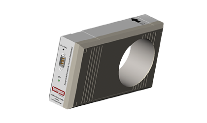 IPCT 分解能10マイクロアンペア 非接触直流電流測定