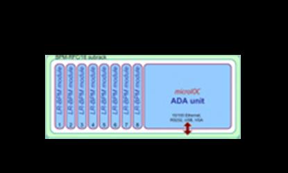 シングルパスBPM用データ収集 microIOC LR-BPM