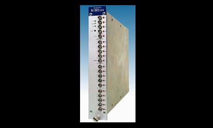 NIMモジュール wiener社製品ディスクリミネータ、100MHzフラッシュADC、100MHzDAC、プログラマブルNIMなど