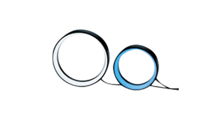 リングタイプ間接式ローアングル(定電流)